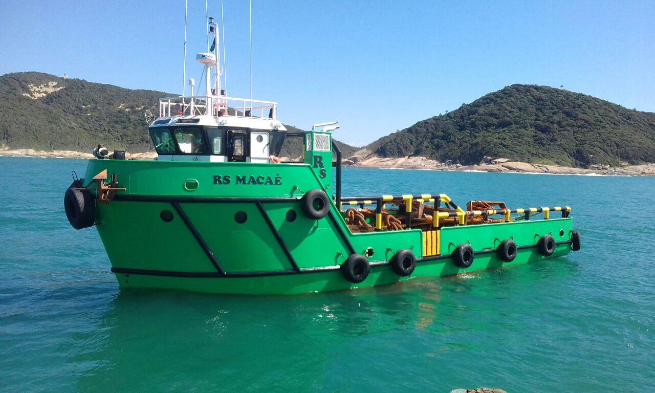 Embarcação - R.S. Carvalho Navegação