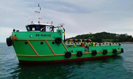 RS MACAÉ - Locação de Embarcação