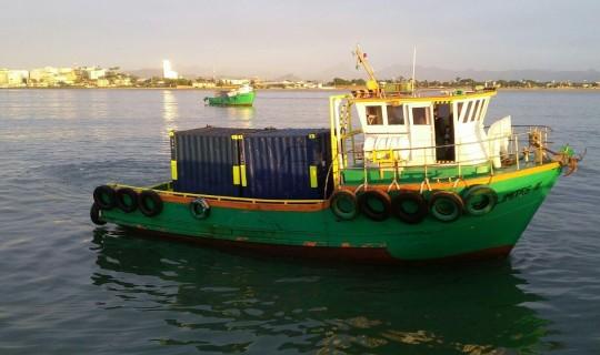 Sem Limites III - Locação de Embarcação