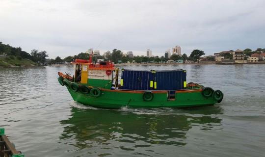 Sem Limites IV - Locação de Embarcação