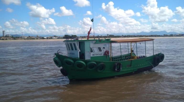 Sem Limites II - Locação de Embarcação