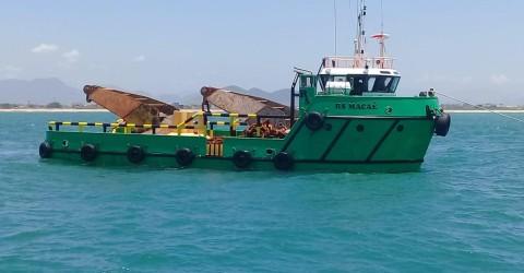 Sem Limites VI - Locação de Embarcação